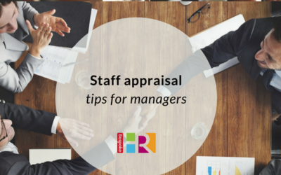 Staff appraisal tips for managers