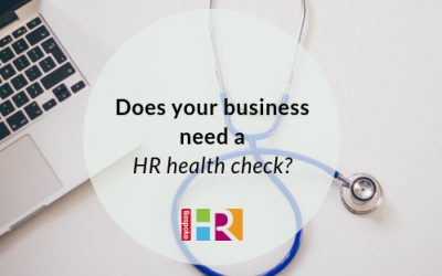 Does your business need an HR health check?