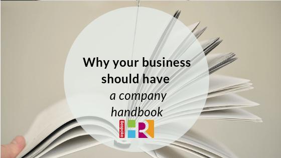 why have an employee handbook