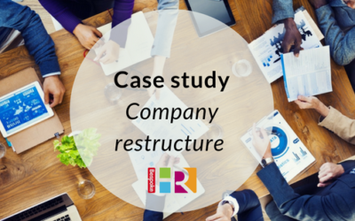 Company Restructure