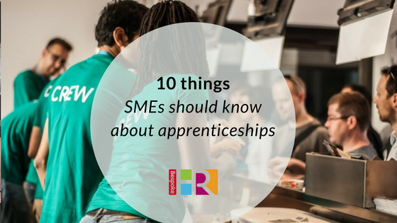 10 things SMEs should know about apprenticeships