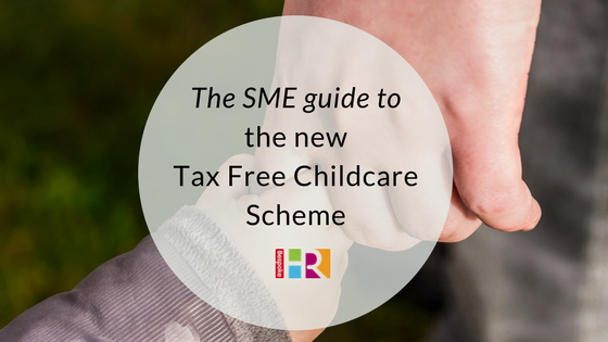 Small business guide to new Tax Free Childcare