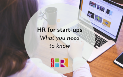 HR for start-ups: what you need to know