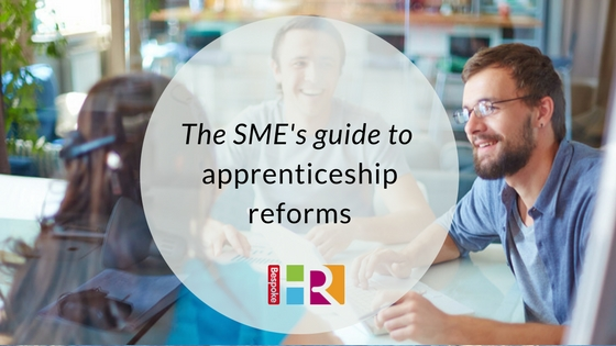 SMEs guide to apprenticeship reforms