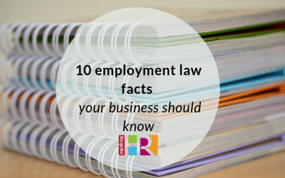 10 employment law facts your business should know
