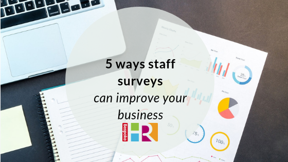 5 ways staff surveys can improve your business