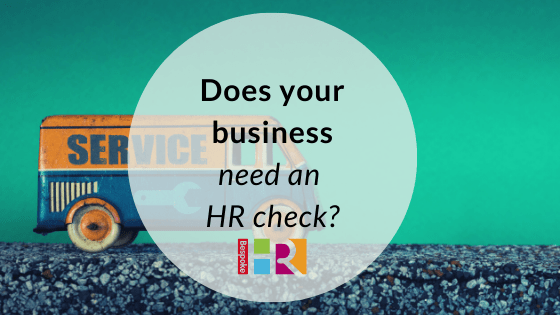 Does your business need an HR check?