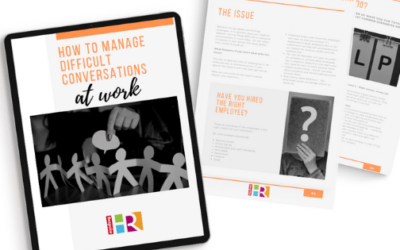 Free eBook: How to manage difficult conversations at work