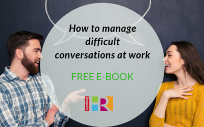 Free E-Book: How to manage difficult employees & conversations at work