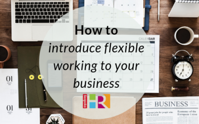 How to introduce flexible working to your business