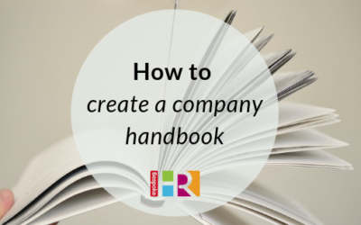 How to create a company handbook for your business