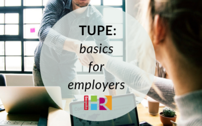 TUPE – basics for employers