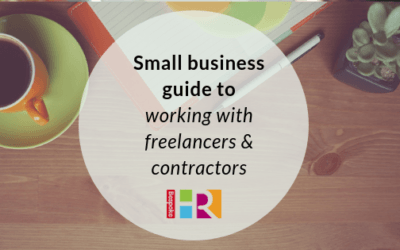 Guide to working with freelancers and contractors