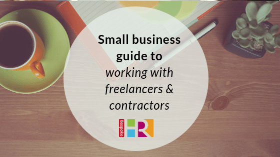 Small business guide to working with freelancers and contractors