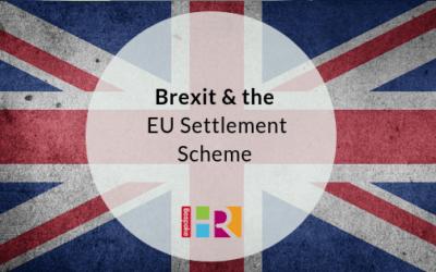 Brexit EU Settlement Scheme
