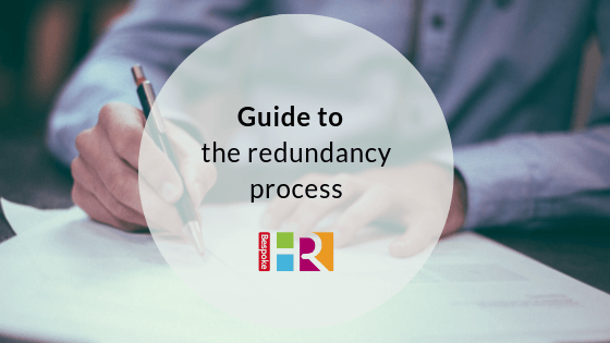 Guide to the redundancy process