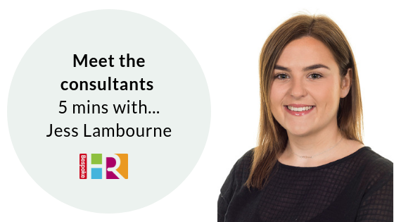 Meet the consultants: 5 mins with Jess Lambourne