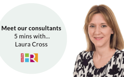 Meet our consultants: 5 mins with…Laura Cross