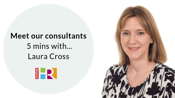 Meet our consultants: 5 mins with Laura Cross