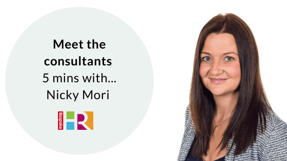 Meet the consultants: 5 mins with Nicky Mori