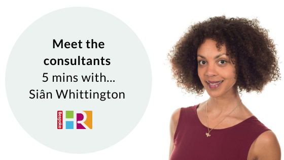 Meet the consultants: 5 mins with Siân Whittington