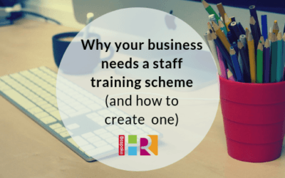 Why your business needs a staff training scheme (and how to create a one)
