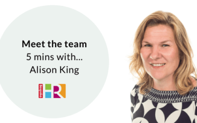 Meet the team: 5 mins with Alison King