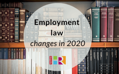 Employment law changes to be aware of in 2020