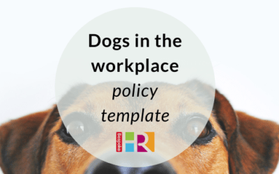 Free Dogs in the Workplace Policy