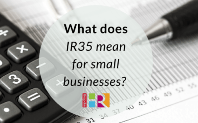 What does IR35 mean for small businesses?