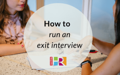 How to run an exit interview