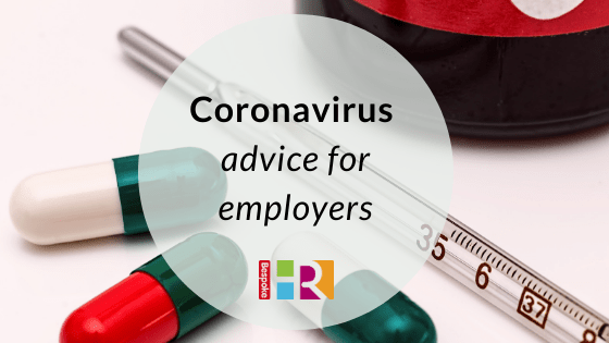 Coronavirus – advice for employers