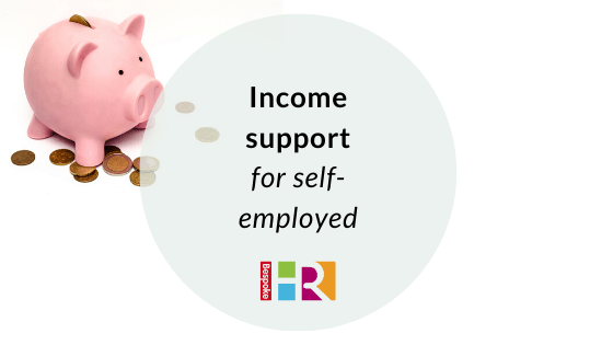 Income support self employed
