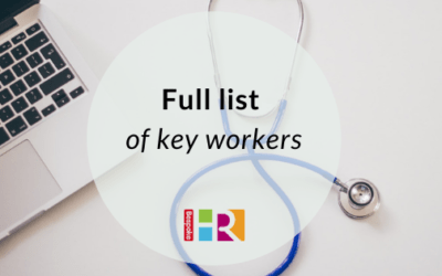 Full list of key workers
