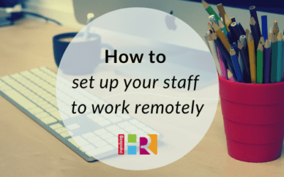 Remote working guidance for employers