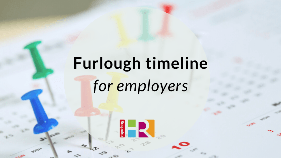 Furlough timeline