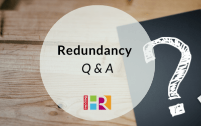 Redundancy Q & A with Alison King