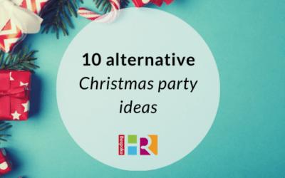10 alternative Christmas party ideas