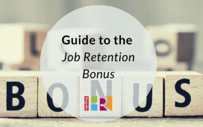 Guide to the Job Retention Bonus
