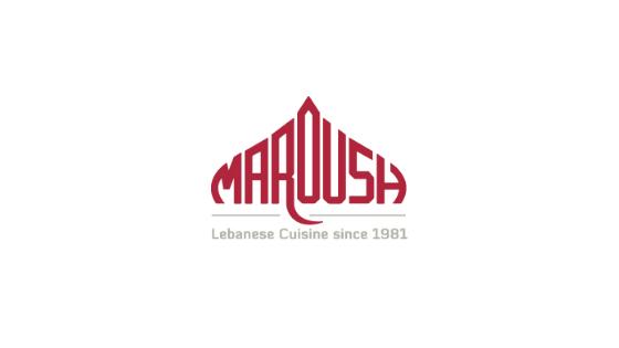 Maroush logo