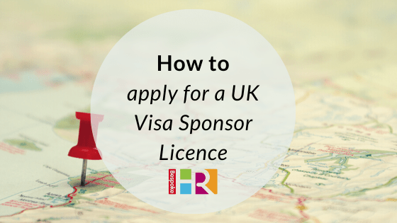 How to apply for a UK visa sponsor licence blog