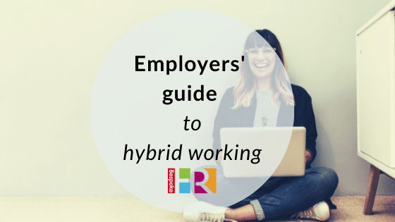 Employers' guide to hybrid working