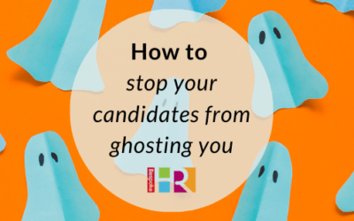 How to stop your candidates from ghosting you