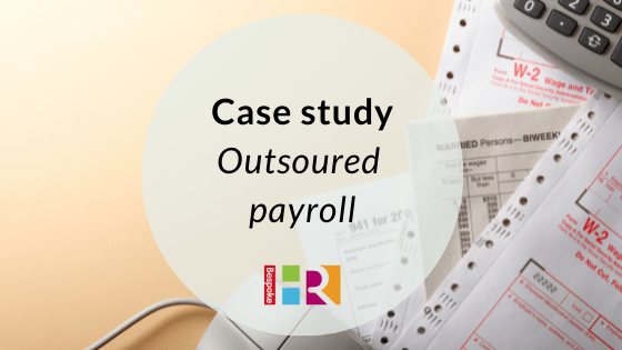 Payroll case study: Workrate